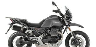 Recall MotoGuzzi V85TT