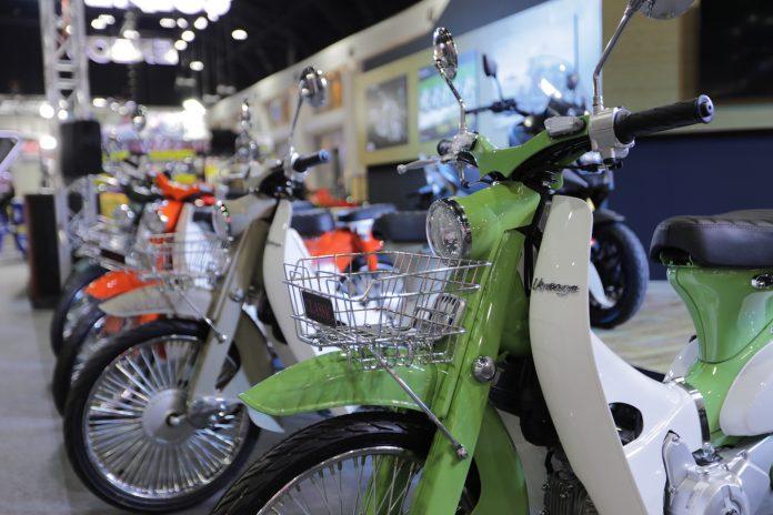 Lifan Bawa Peradaban Jadul dan Modern di Thailand Motor Expo 2019