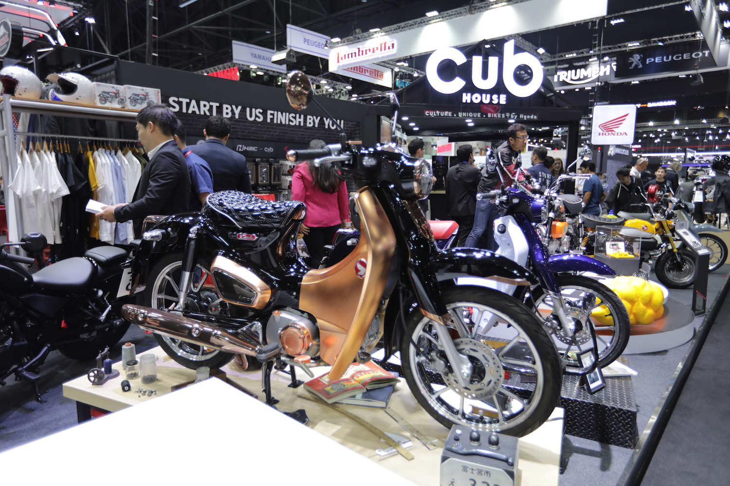 Galeri Foto Thailand Motor Expo 2019 Ride and Drive Together Now