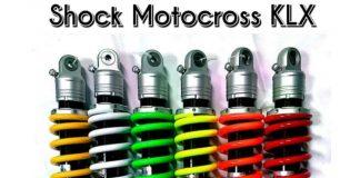 Monoshock Nitex untuk KLX 150