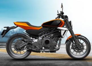 Harley-Davidson HD350 Project