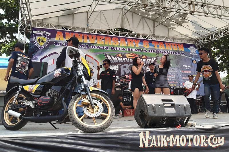 Lautan Yamaha RX King