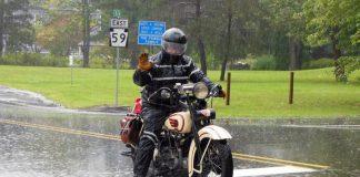 Berkendara Saat Cuaca Buruk