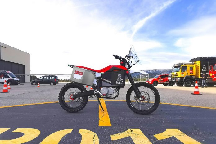 Sepeda Motor Listrik Tacita