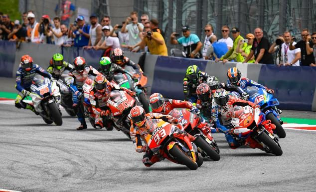 Tim-Tim MotoGP 2020
