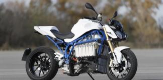 BMW Motorrad Listrik Pertama