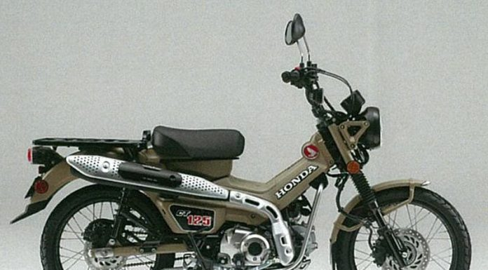 3 Modifikasi Honda CT125
