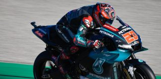 Quartararo di Line Up Yamaha MotoGP