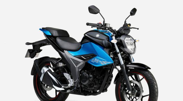 Suzuki Gixxer 150 2020