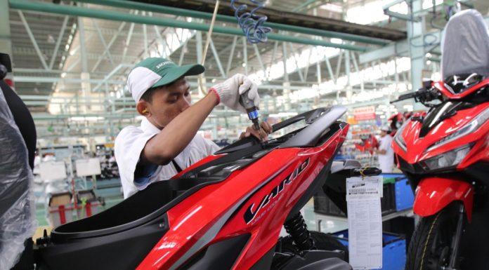 Ekspor Honda 2019 Meningkat