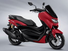 Harga Yamaha All New NMax 155