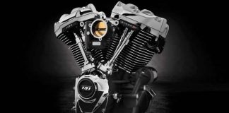 Harley-Davidson Milwaukee-Eight 131
