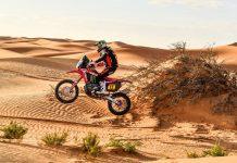 Barreda Berjaya di Stage 7 Dakar 2020, Honda Perlebar Jarak