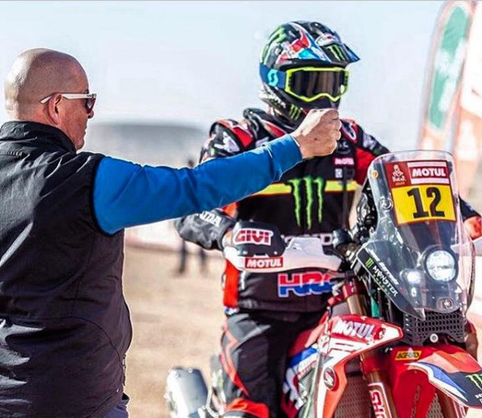 Stage 10 Dakar 2020 Dihentikan