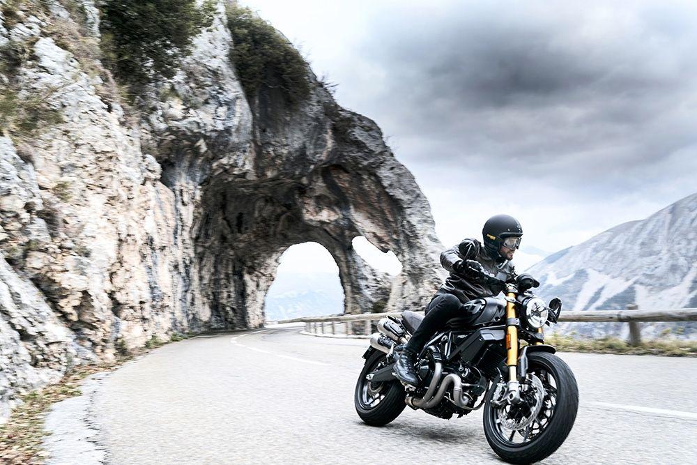 Scrambler Ducati 1100 Pro