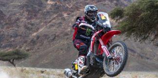Honda Kuasai Klasemen Dakar
