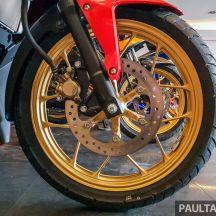 Honda Supra GTR150 Malaysia