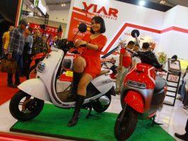 Sepeda Motor Listrik Bebas BBN