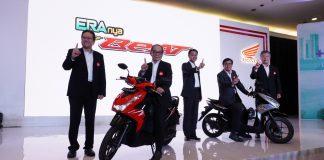 Spesifikasi Honda BeAT Baru
