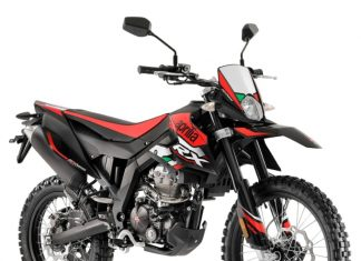 Dirtbike Aprilia 125 cc