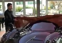 Lorenzo membeli Mobil Mewah