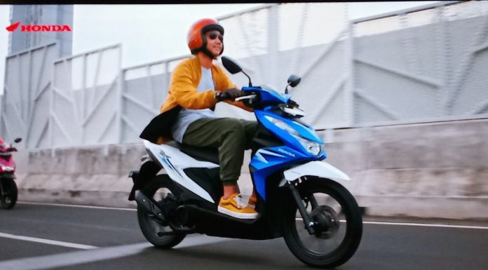 Konsep Rancangan Honda BeAT