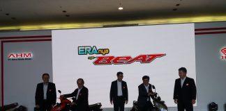 Honda BeAT Baru Diluncurkan
