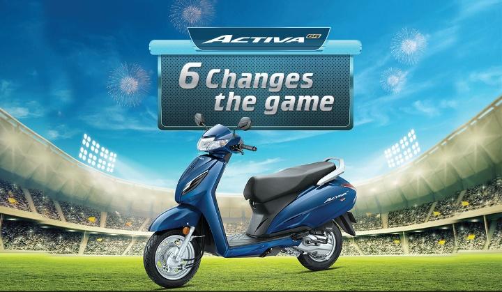Honda Matik 110cc