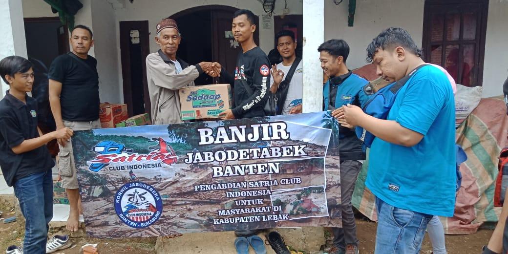 Satria club Indonesia Korwil JBS