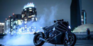 Stealth Crow BMW K1600B