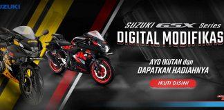 Kompetisi Livery Digital Suzuki GSX