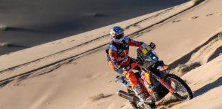 Dakar 2020 Arab Saudi Stage 1