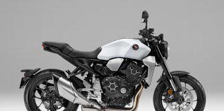 Warna Baru Honda CB1000R