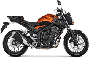Warna Baru Honda CB500F 2020