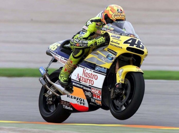 MotoGP Menggunakan Mesin 2Tak