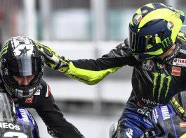 Ketemu Rossi dan Vinales