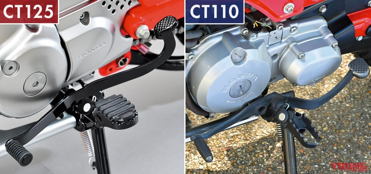 Honda CT125 Reborn CT110