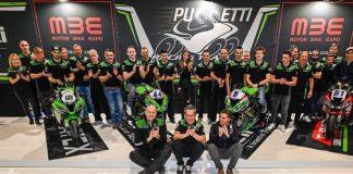 Kawasaki Puccetti WorldSBK 2020
