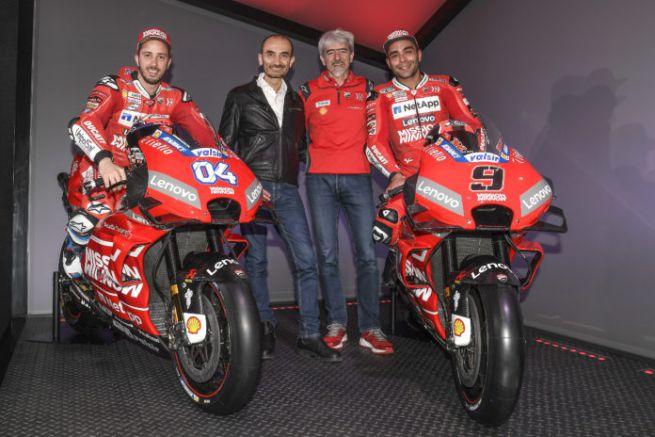 Ducati Tidak Memprioritaskan Mesin