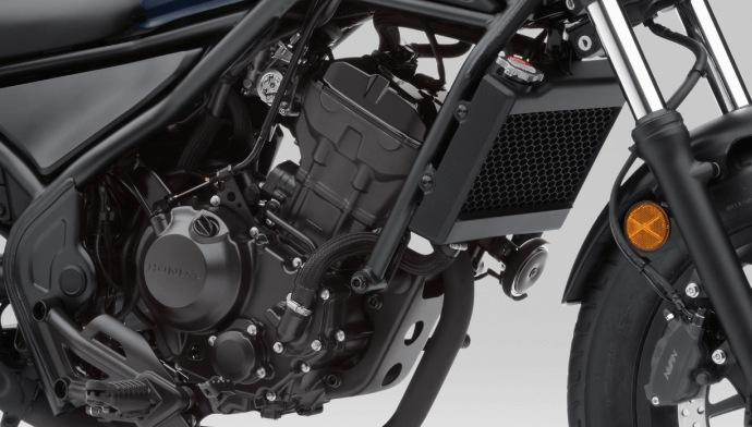 Honda Rebel250 2020
