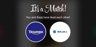 Triumph dan Bajaj Berkolaborasi