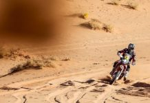 Honda Menguasai Podium Dakar