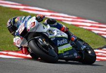 Zarco di Tes MotoGP 2020 Sepang
