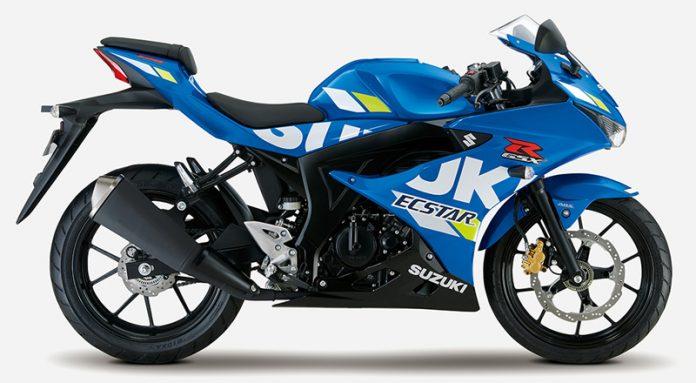 Suzuki GSX-R125 ABS 2020