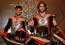 MV Agusta Forward Racing