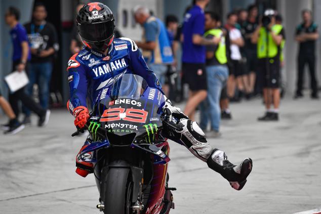 Lorenzo Belum Mencoba Yamaha