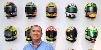 Aldo Drudi Valentino Rossi