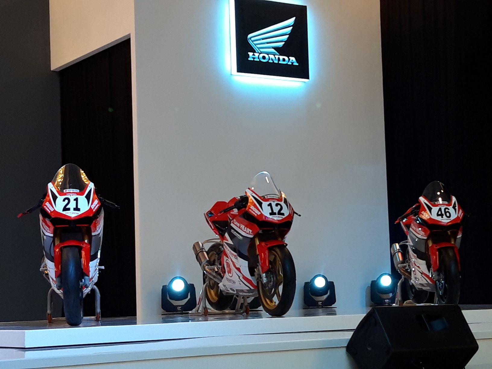 Bibit Muda Pebalap Indonesia Dilahirkan Astra Honda Motor