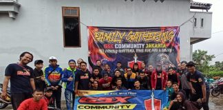 Family Gathering 2020 GSX Community