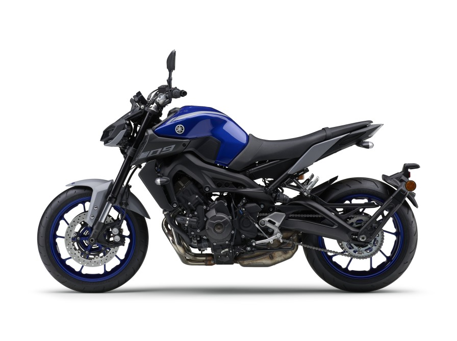Yamaha Cross Plane MT-09